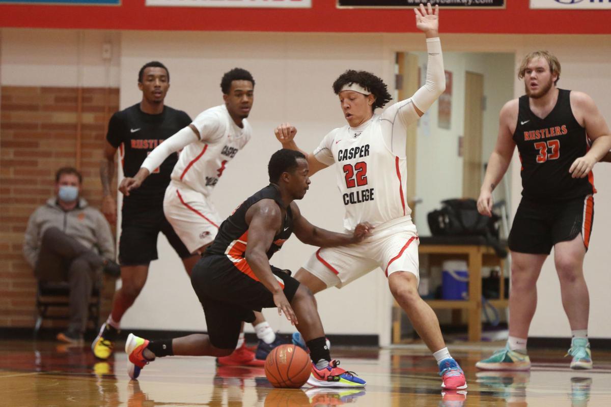 Casper College Men's Basketball