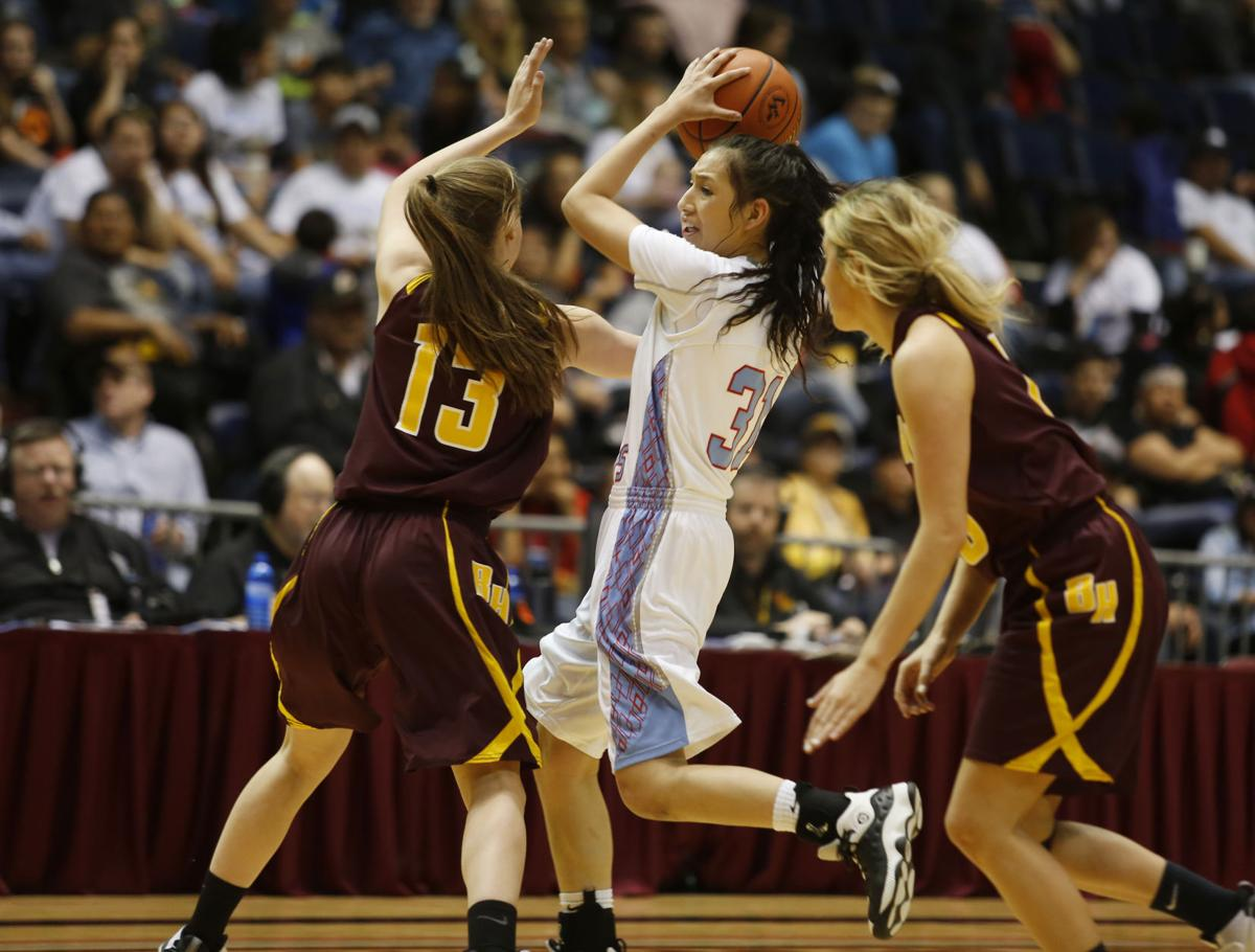 2A Girls State Basketball - Saturday
