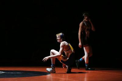 NC v Sheridan Wrestling