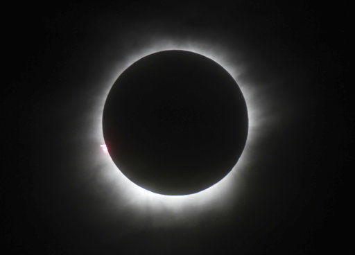 Wyoming banks on good August eclipse views for tourism boost