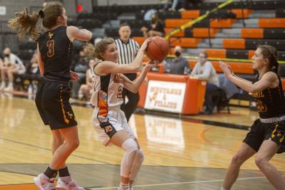 NC v Laramie girls basketball