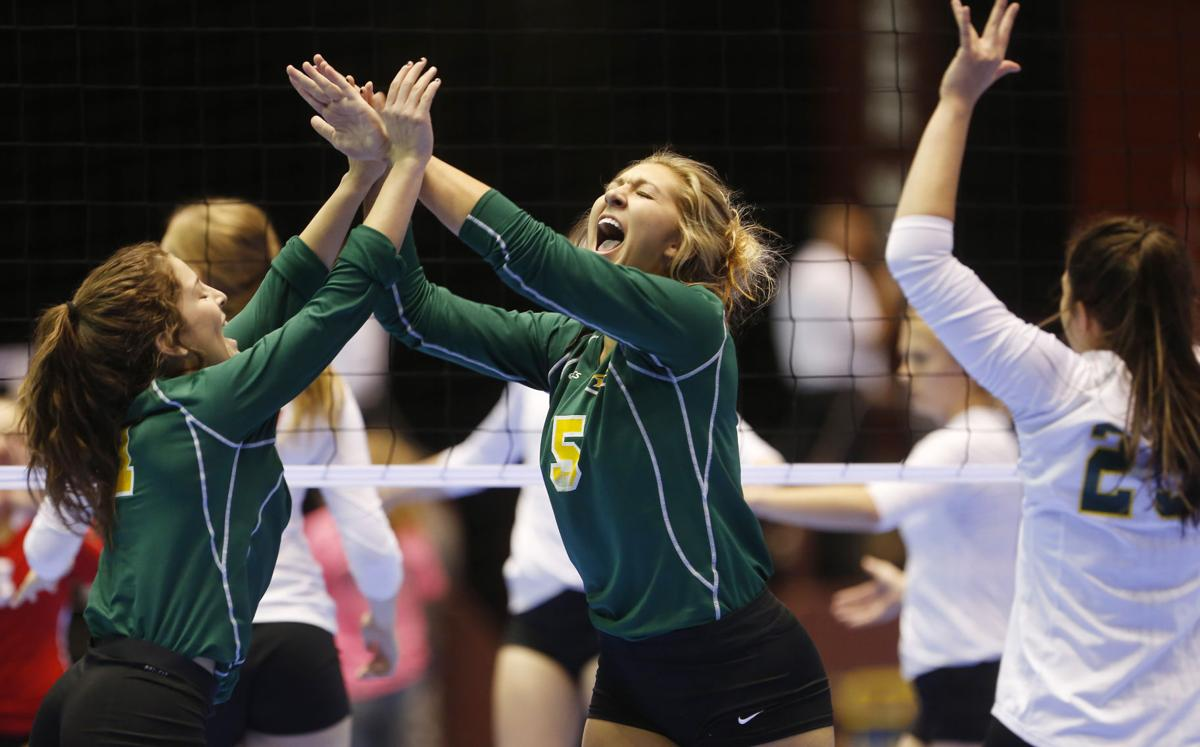 State Volleyball, Friday
