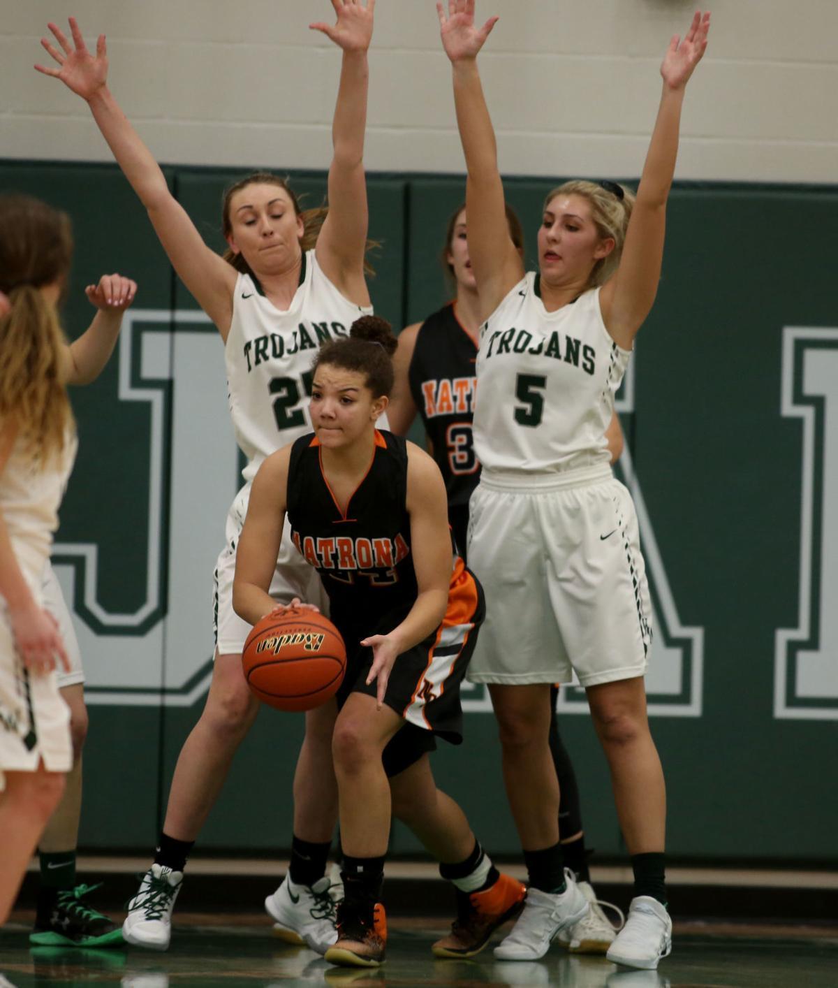 KW vs. NC Girls Basketball