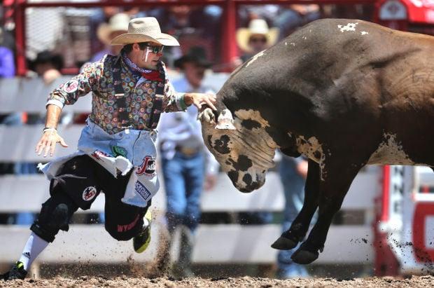 Veteran Wyoming Bullfighter Always Working To Improve