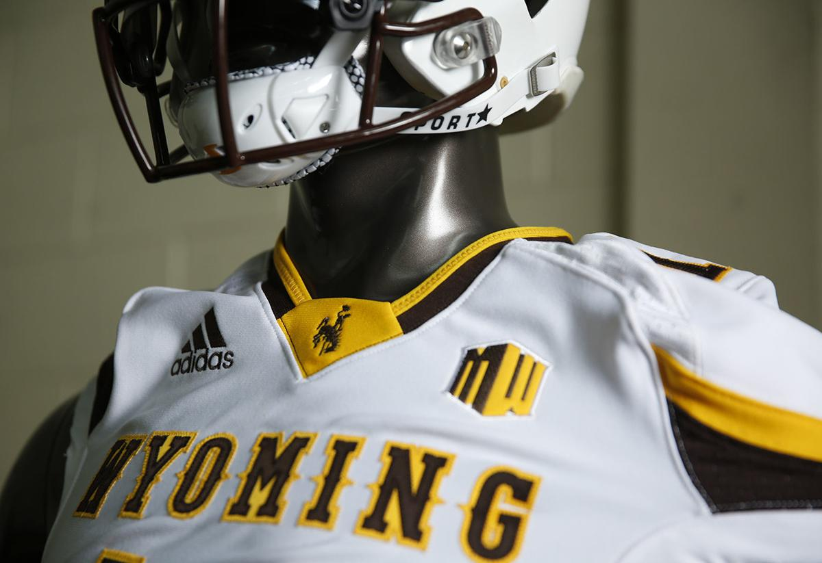 buy popular 6330d fab2b Wyoming gears up for first season with Adidas under eight ...