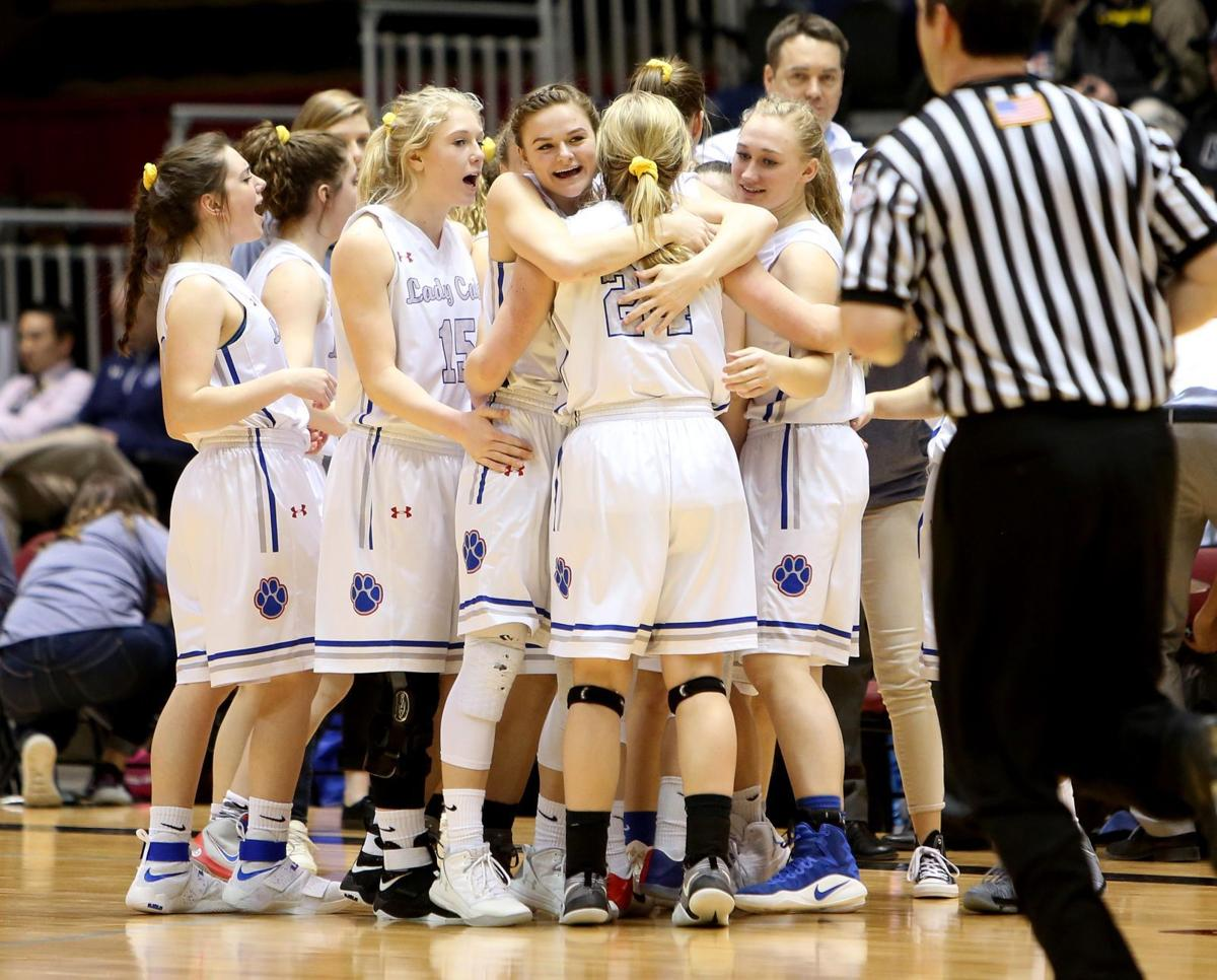 3A/4A State Basketball, Thursday Douglas girls