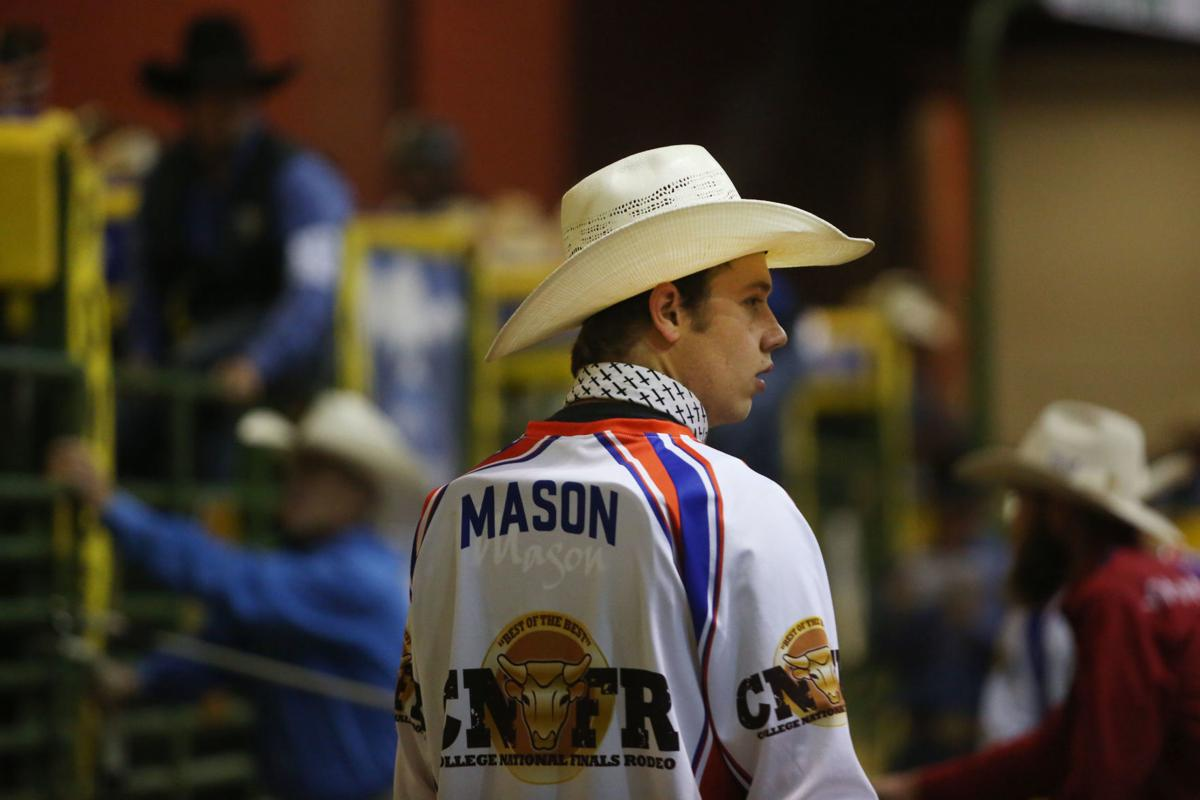 CNFR: Wyatt Mason