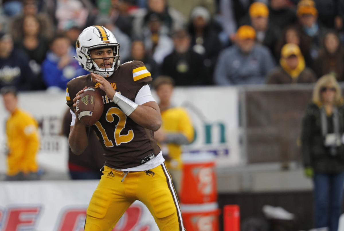 Wyoming - New Mexico Football