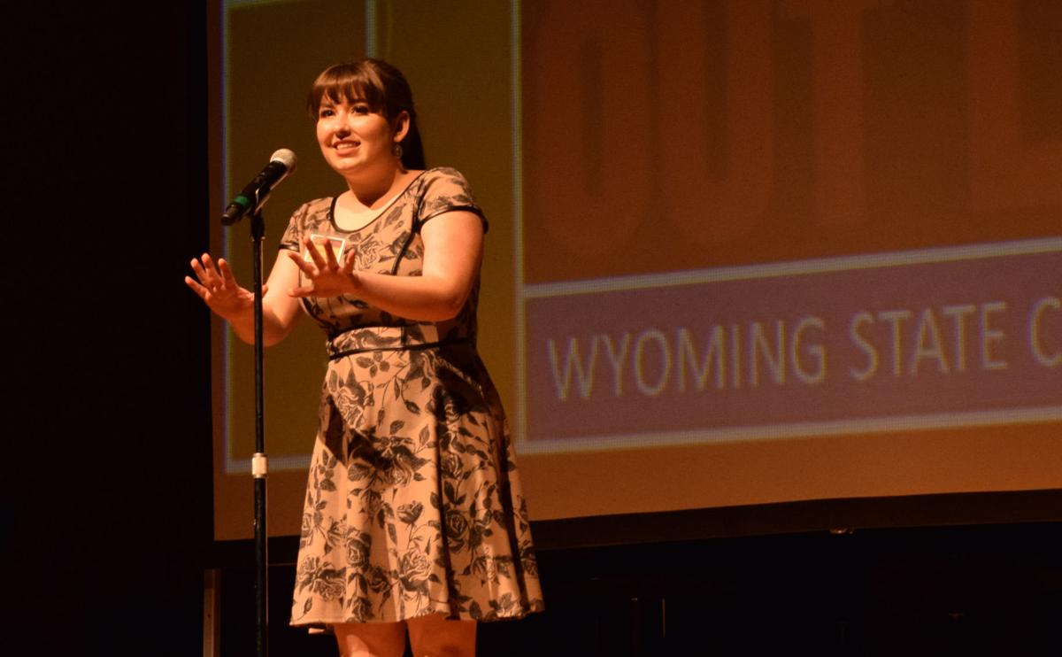 Sundance student to represent Wyoming at national poetry