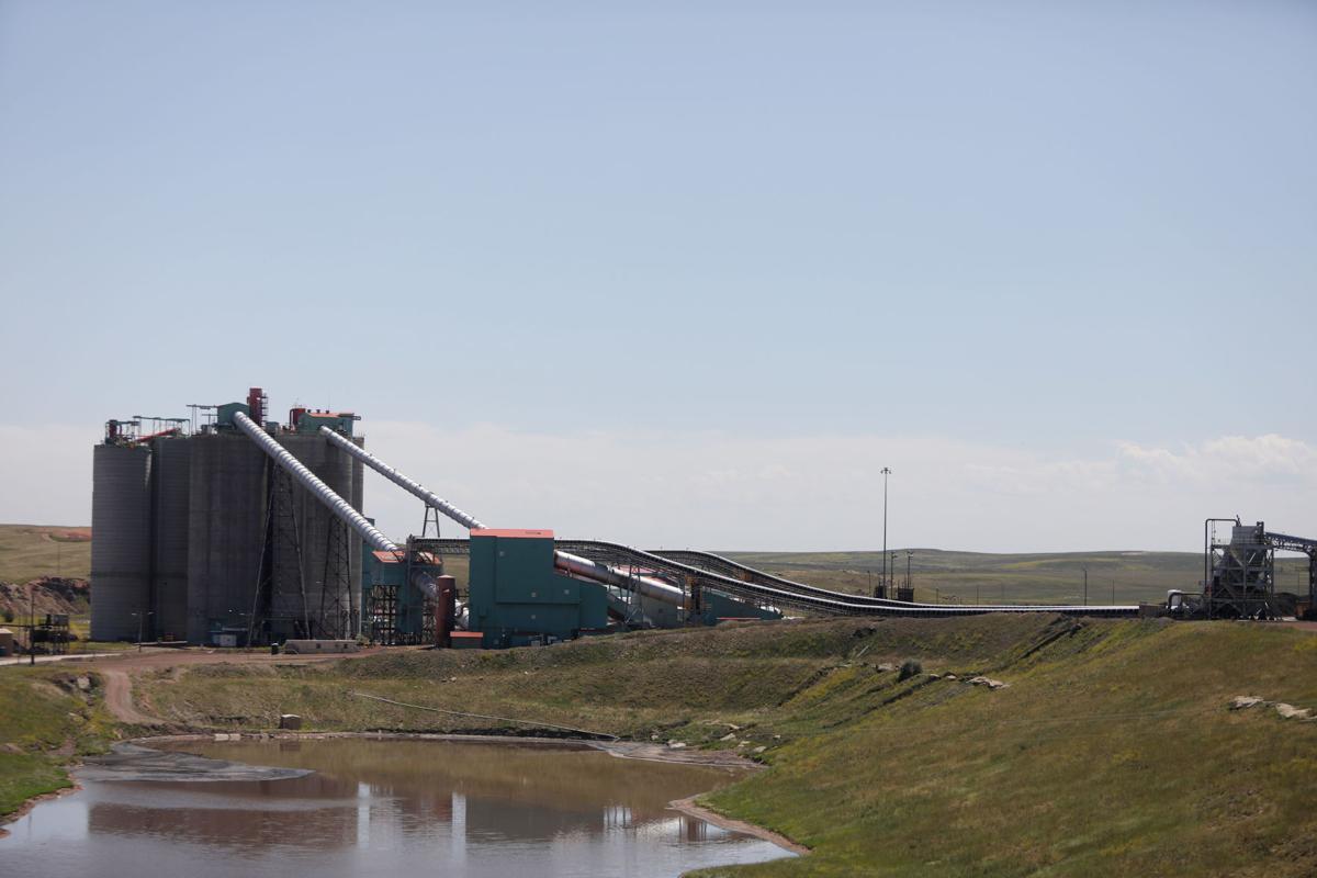 Belle Ayr Mine