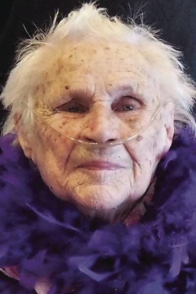 Georgia Mae Rodgers
