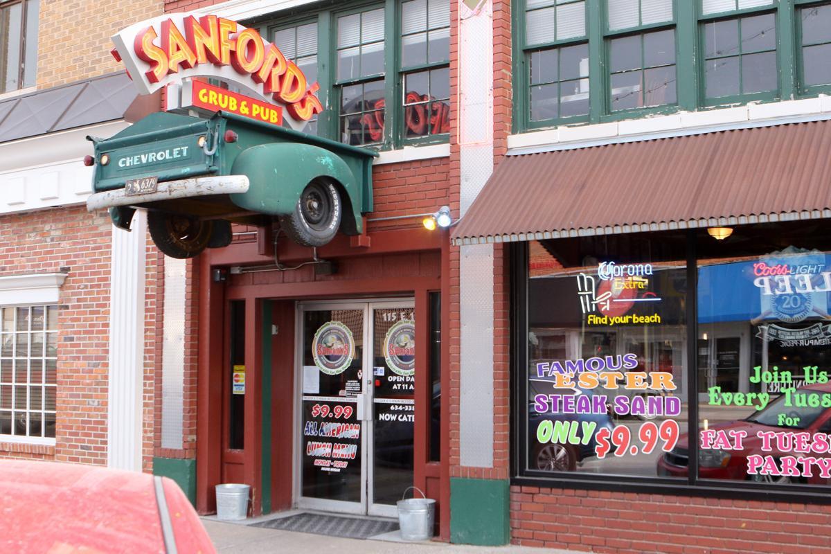 Sanford's Grub and Pub