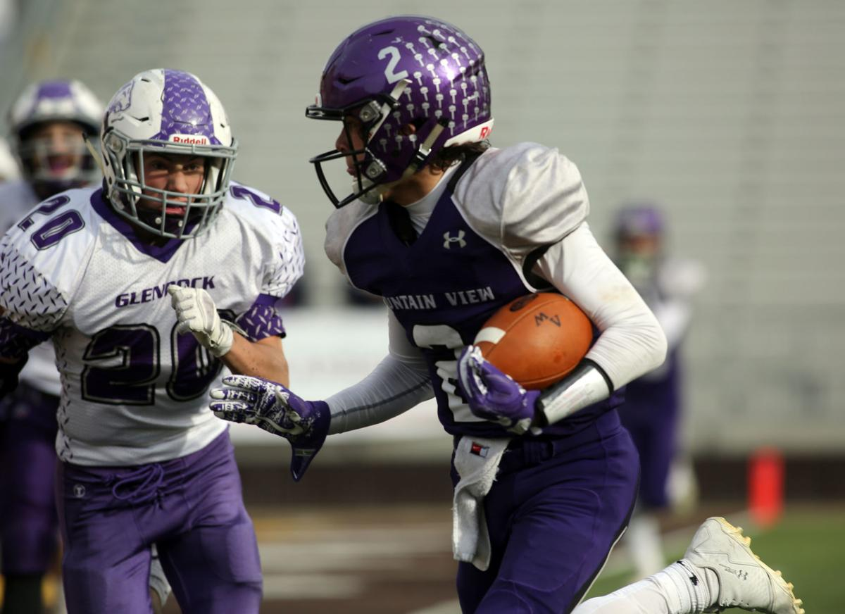 2A State Football