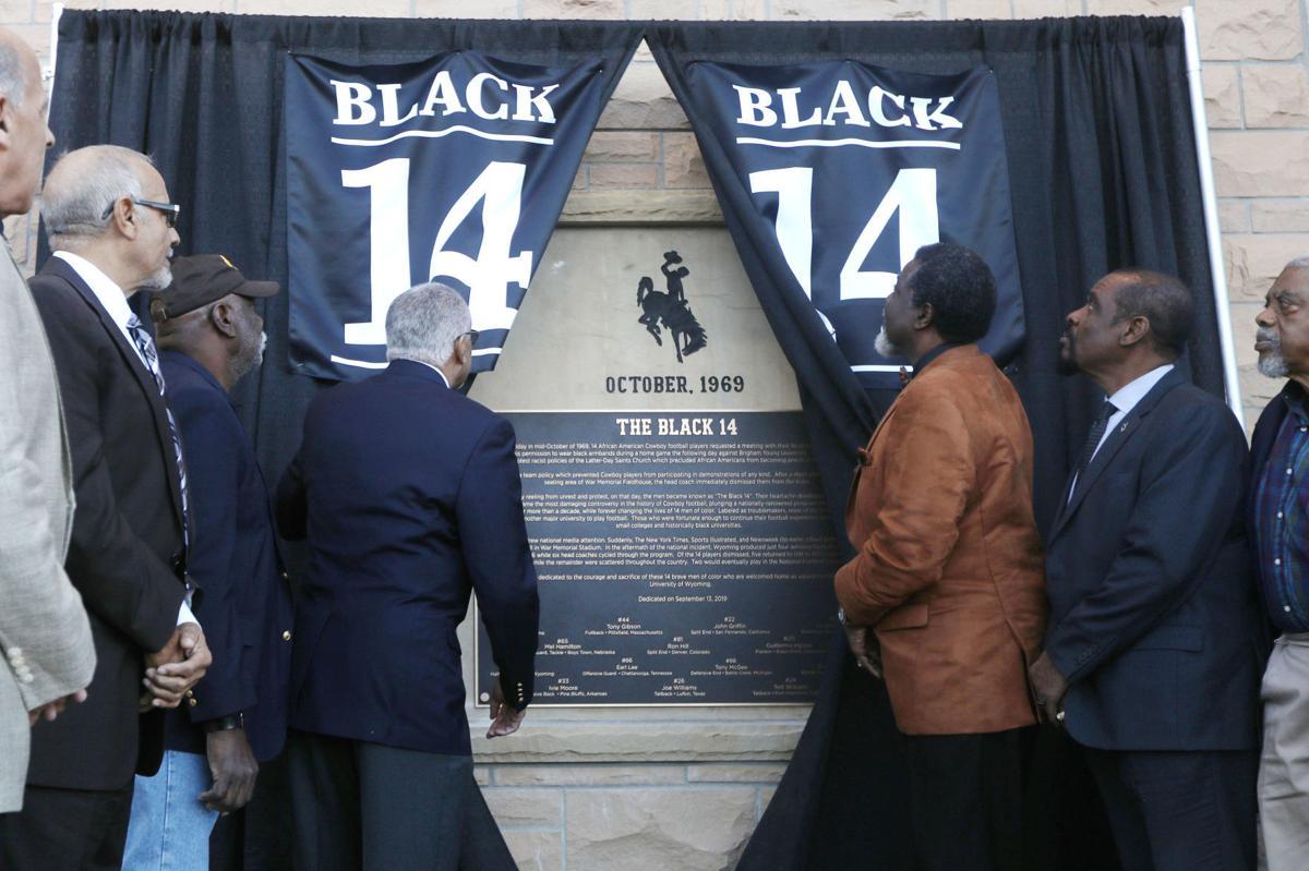 Black 14: University Change