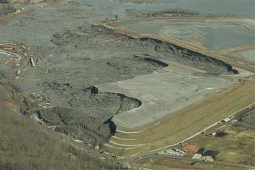 EPA sets first national standard for coal waste