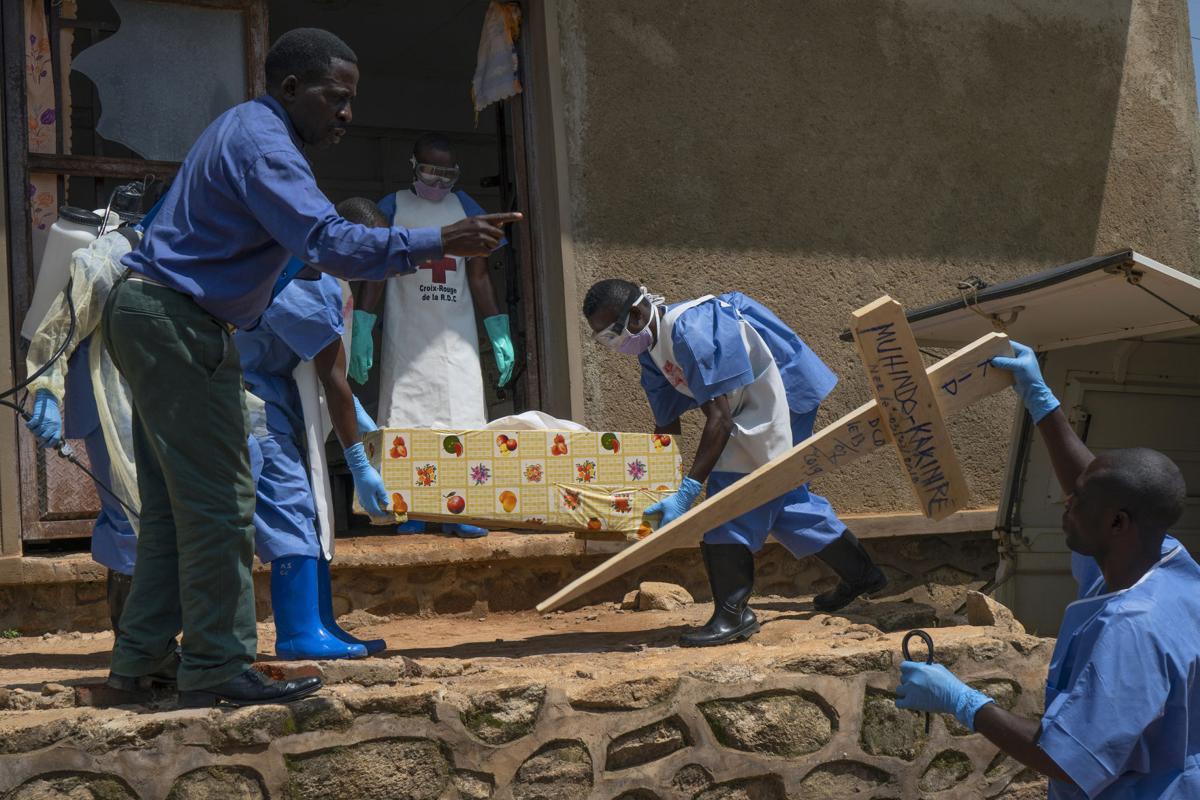 Congo End to Ebola
