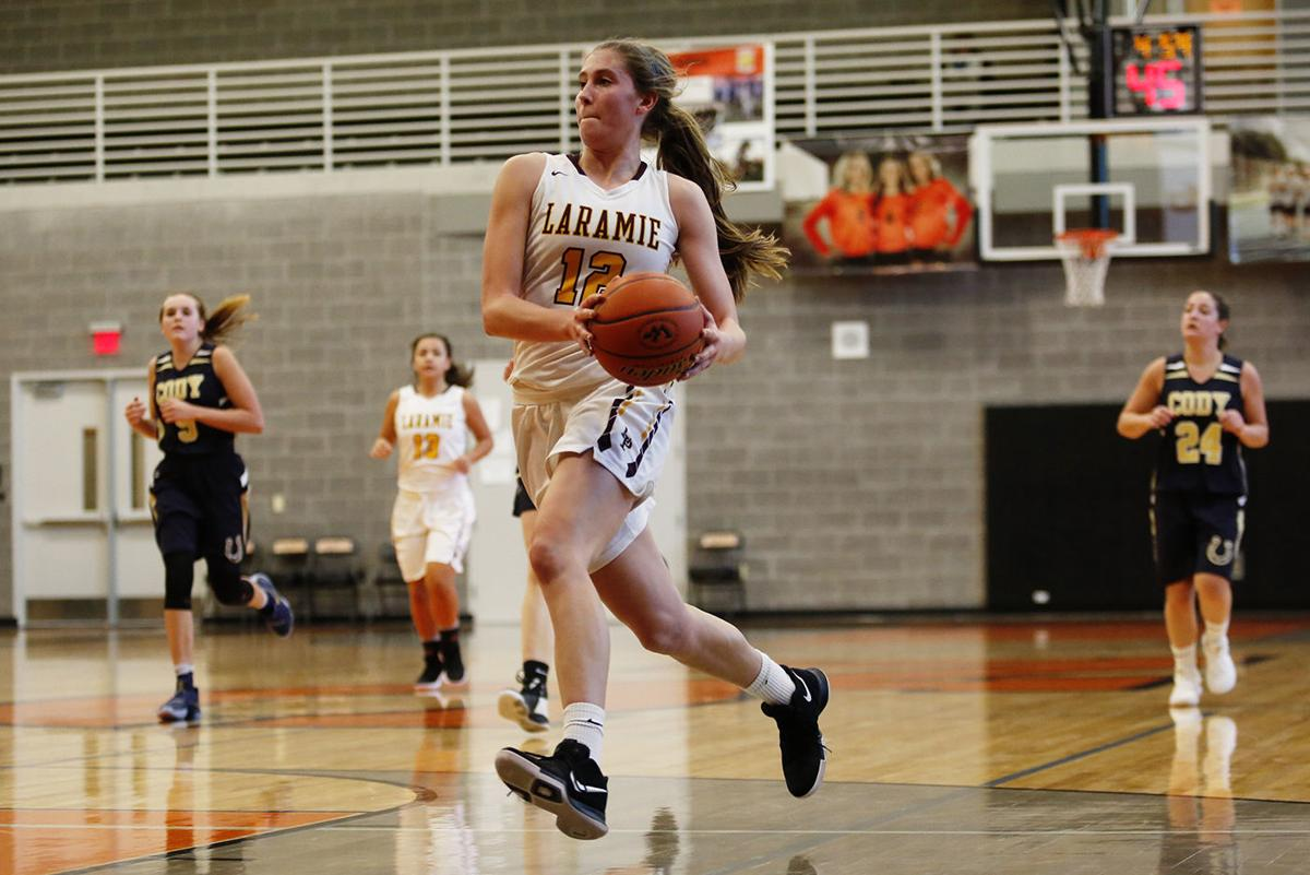 Cody Vs Laramie Basketball
