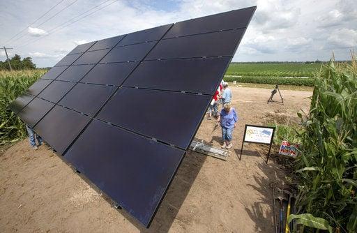 Nebraska solar