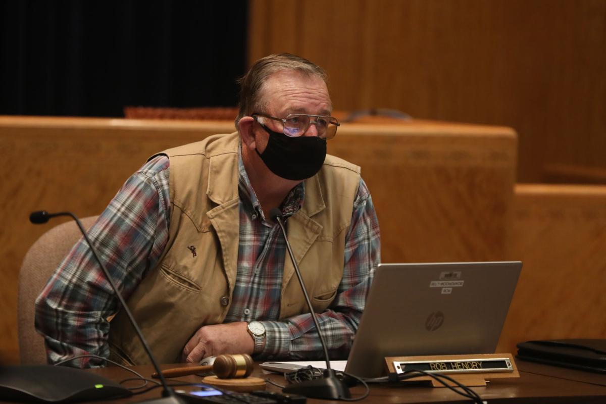 Mask Mandate Meeting