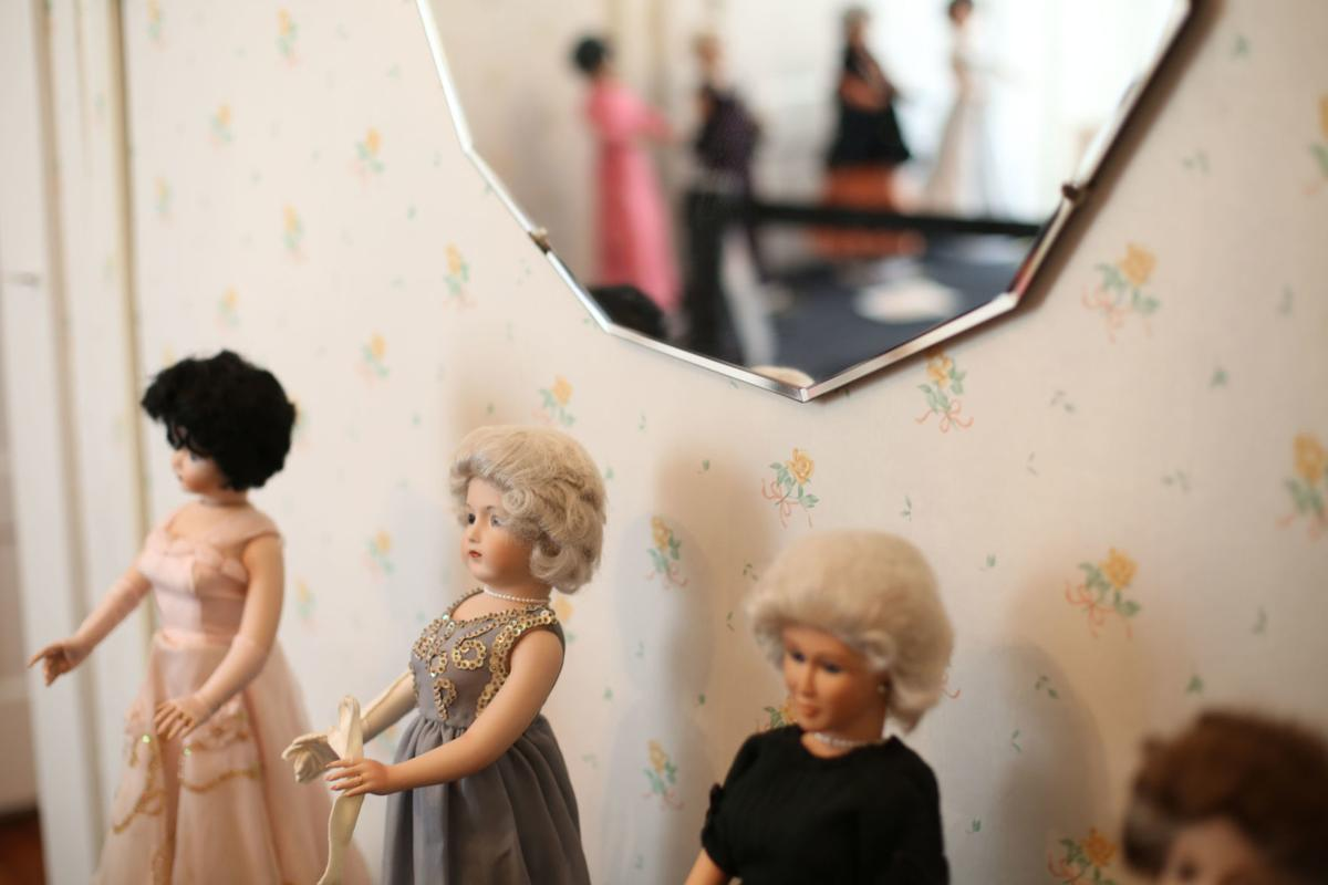 First Lady Doll Collection