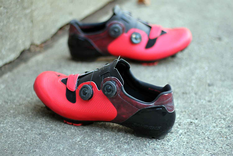 lightest mountain bike shoe