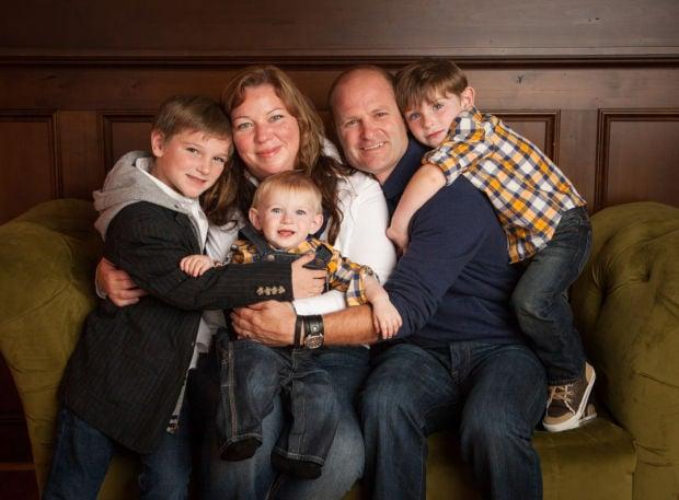 Harker Family