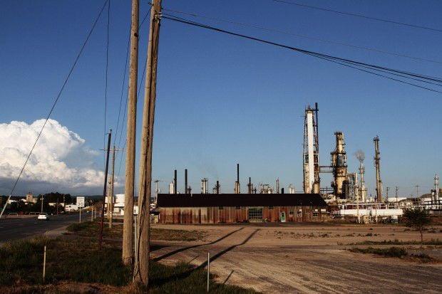 Newcastle Refinery