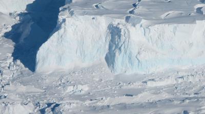 Thwaite Glacier