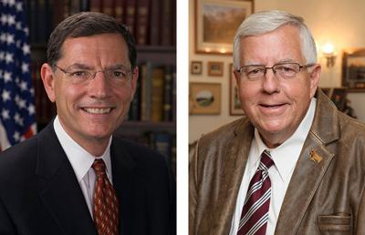 Barrasso and Enzi