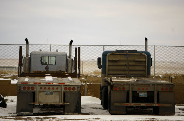 Big haulers: Wyoming trucking industry sees uptick thanks to
