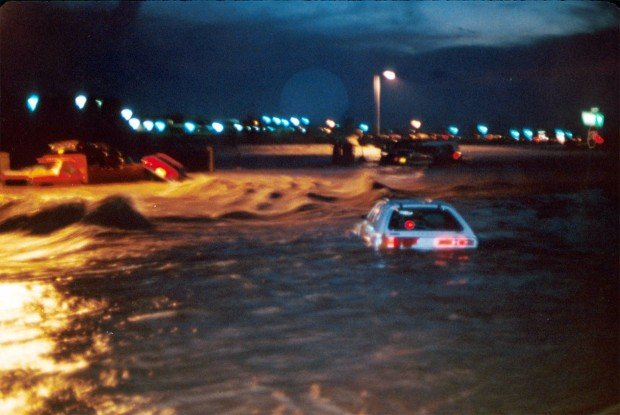Twenty-five years ago today, massive storm devastated Cheyenne