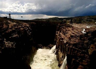 Wyoming dams