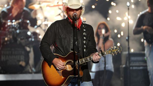 Toby Keith announces Casper performance at Ford Wyoming Center