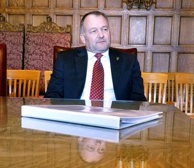 Yellowstone superintendent