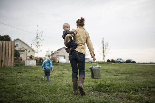 A day in the life of a modern homesteader live well for Modern homesteading