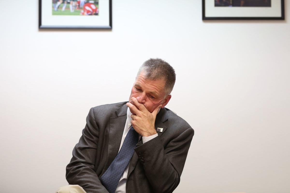 Governor Mark Gordon