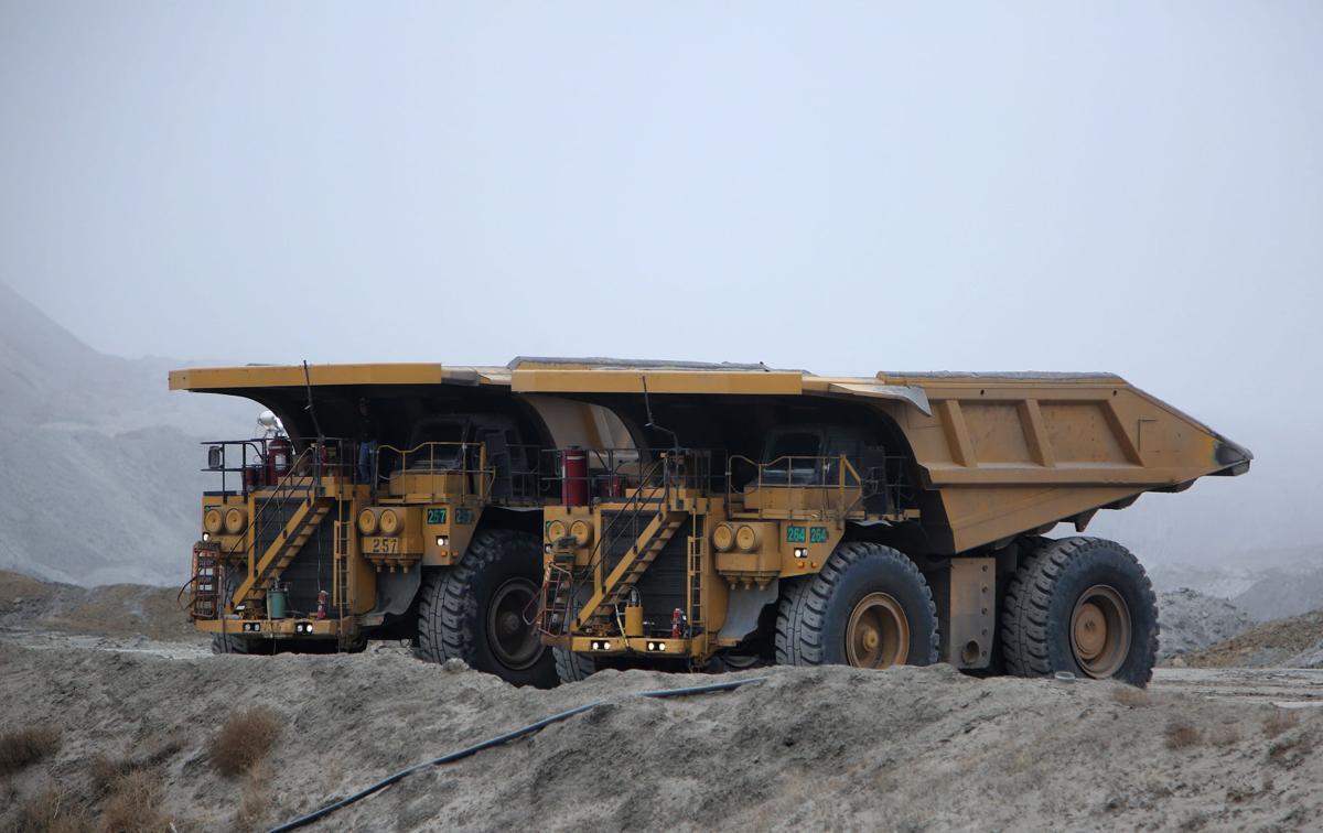 Coal Rebounding