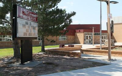 McCormick Junior High