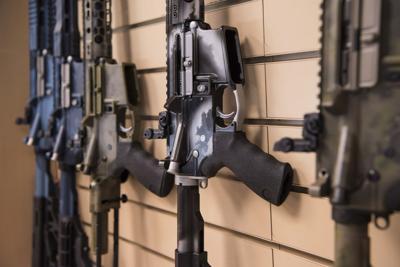 Gun manufacturer