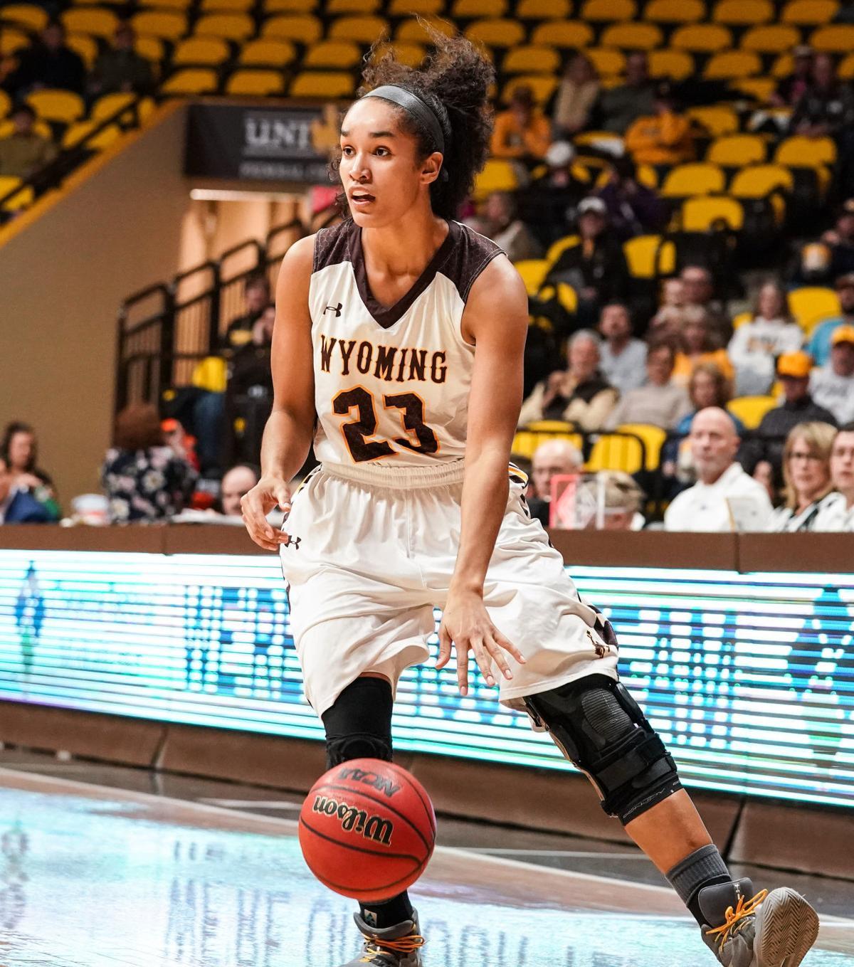 NCAA Women's Basketball: Wyoming vs UNLV