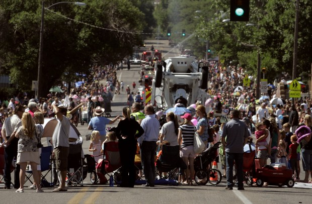Casper Parade More Than Entertainment For Some Casper