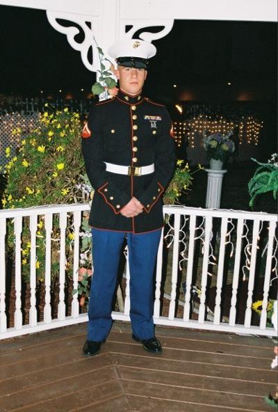 Marine Lance Cpl. Kyle W. Burns