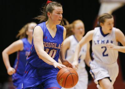 Lyman Vs Douglas 3A Girls
