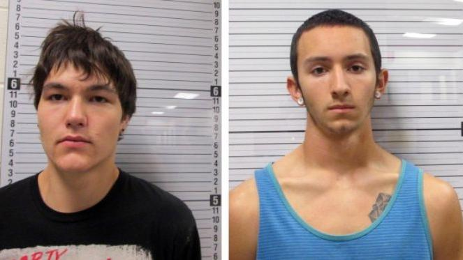 2 Cody Teens Arrested In Triple Killing Wyoming News