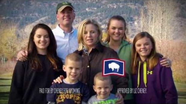 Liz Cheney features daughters in campaign ad touting ...