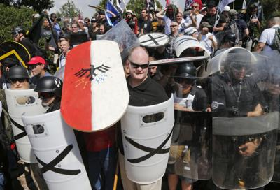 Protests, violence and tragedy in Charlottesville