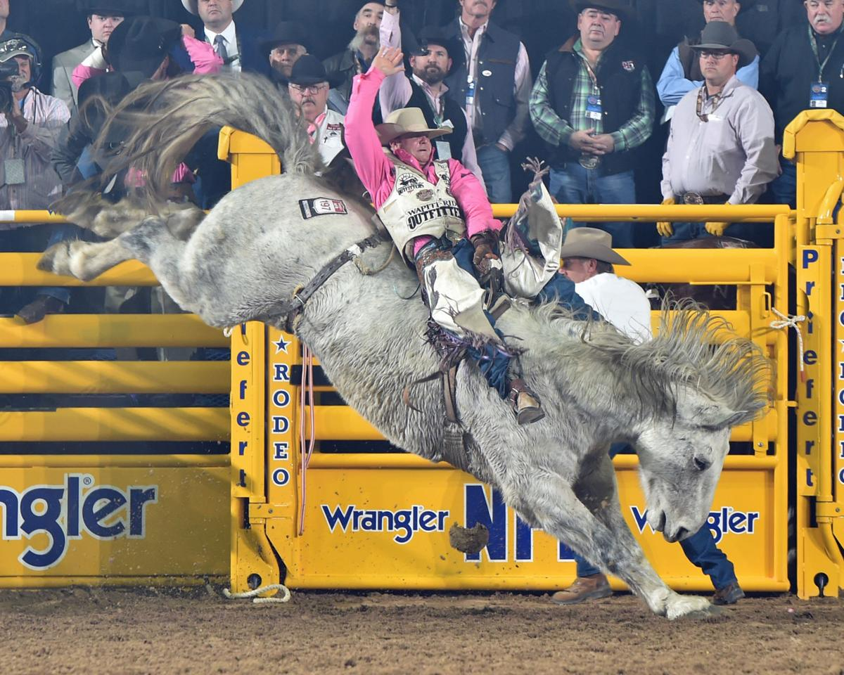 Vezain at NFR 5th round