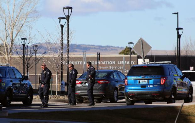 Casper College Evacuation