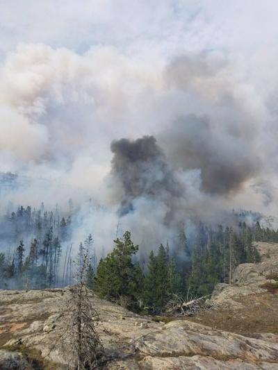 Sand Creek Fire