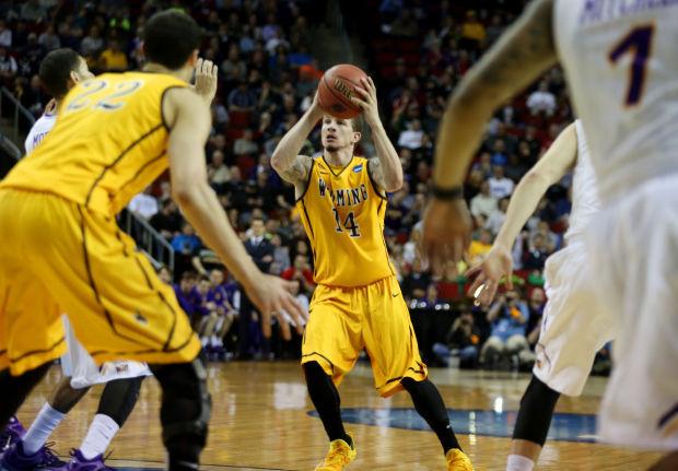 Wyoming - Northern Iowa NCAA Tournament